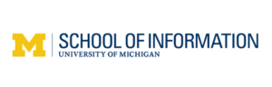 University of Michigan School of Information logo